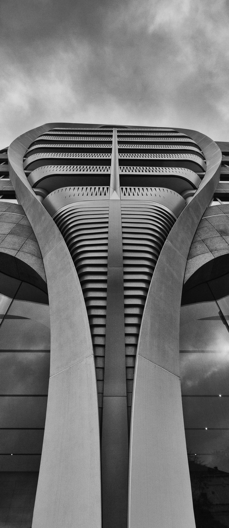 Apple building by Diwagner - Image Of The Month Photo Contest Vol 37