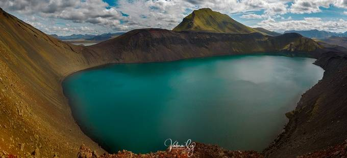 Hnausapollur by valeriasig - Image Of The Month Photo Contest Vol 37