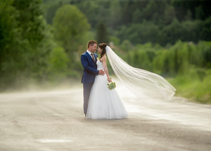 A steamy Love by danielventer - All About The Wedding Photo Contest