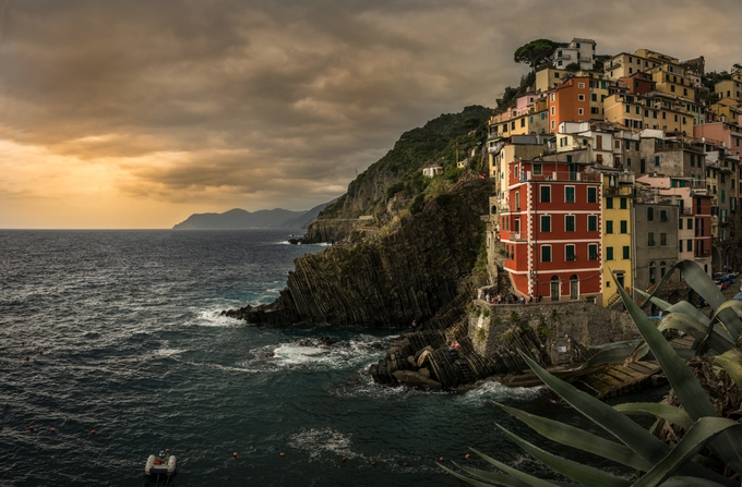 Riomaggiore  - Cinque Terre Italy by riamana - Image Of The Month Photo Contest Vol 37
