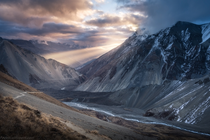 Himalayan valley by FMonetti_photo - Monthly Pro Photo Contest Vol 45