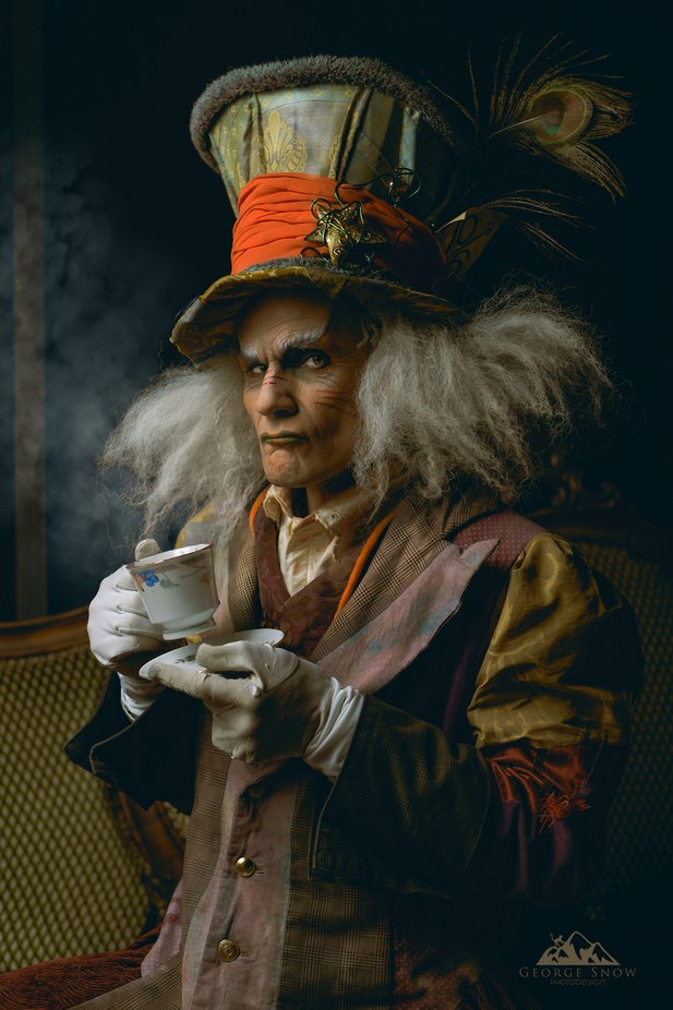 Mad Hatter by GeorgeSnow - Monthly Pro Photo Contest Vol 45