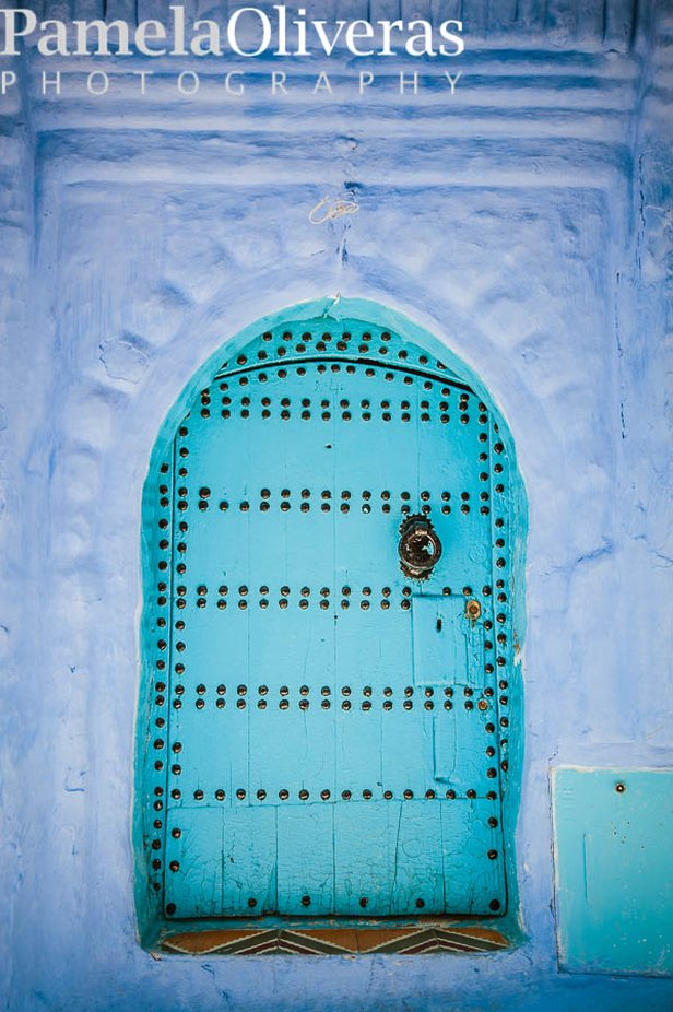 blue door blue walls by ukreal1 - The Blue Color Photo Contest 2018