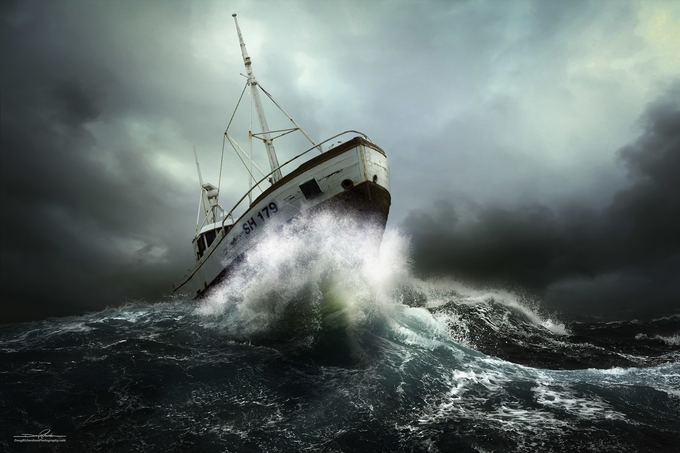 Ride The Storm by douglasrichardson - Covers Photo Contest Vol 51