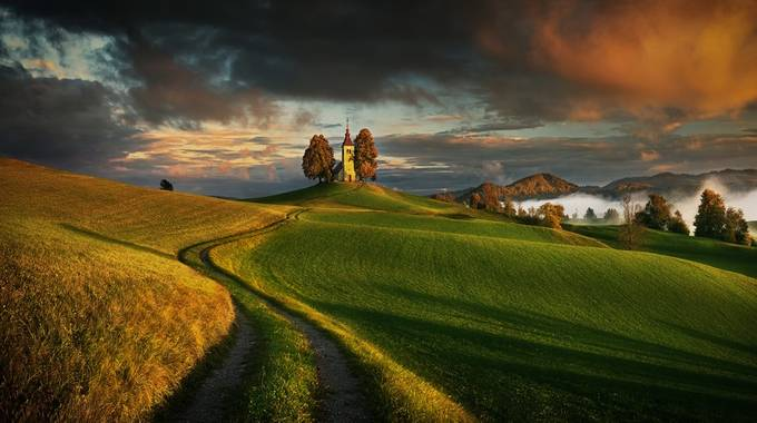 Evening light... by kbrowko - Monthly Pro Photo Contest Vol 45