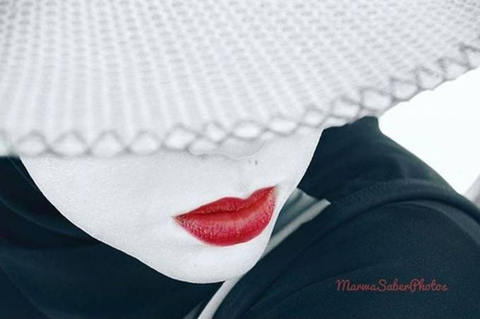 silent lips by marwasaberhassanien - Image Of The Month Photo Contest Vol 43
