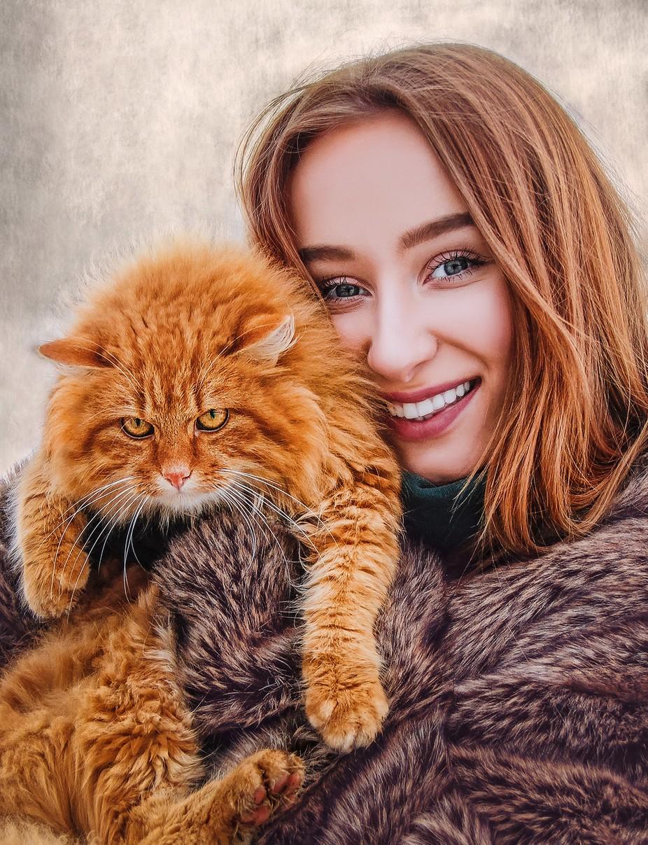 Furry by daliaa - My Best New Shot Photo Contest