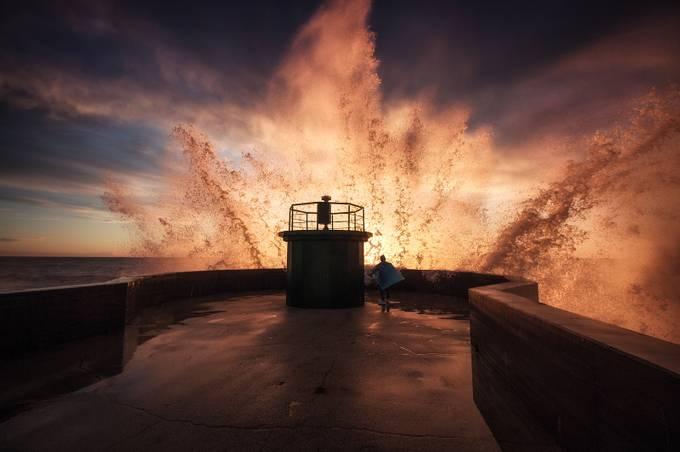 Golden Explosion by dario_barbani - My Best New Shot Photo Contest
