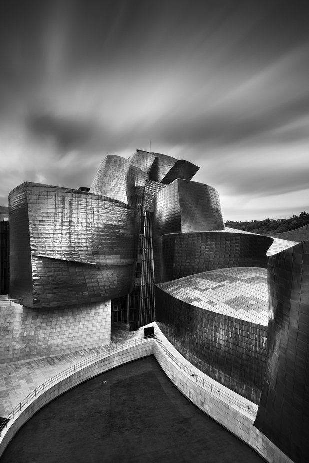 Guggenheim Museum by carmenioneanu - My Best New Shot Photo Contest