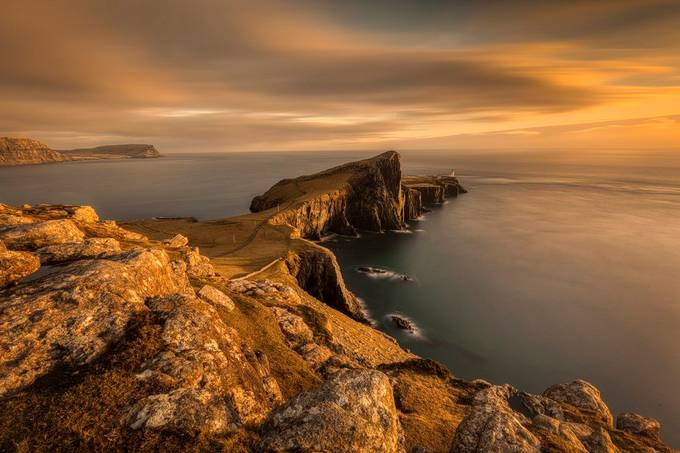 Neist Point by gesser - My Best New Shot Photo Contest