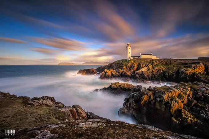 Fanad Head Lighthouse by RX70 - My Best New Shot Photo Contest
