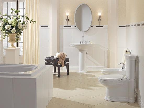 Ιδέες για τον φωτισμό του μπάνιου