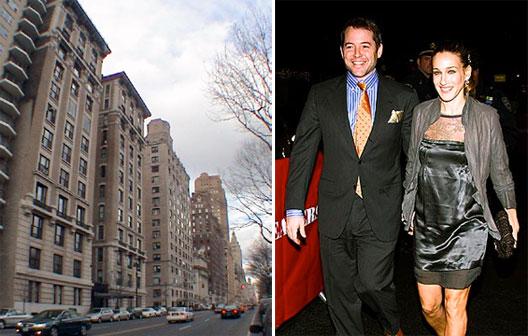 Το πιο περιζήτητο διαμέρισμα του Μανχάταν θέλουν το ζεύγος Parker και Broderick