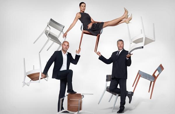 Play και Bistro του Philippe Starck