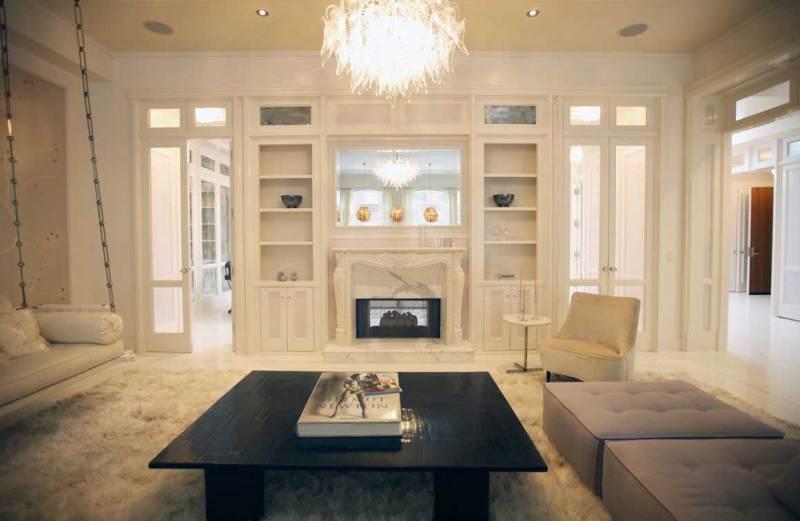Το σπίτι της Gwyneth Paltrow στην Tribeca