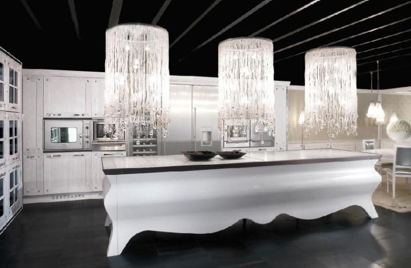 Glamour κουζίνα