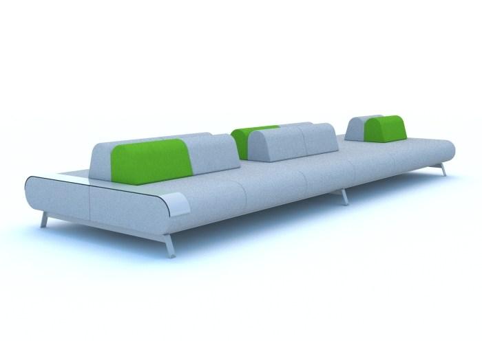 Καναπές Basso από την Vandersluis