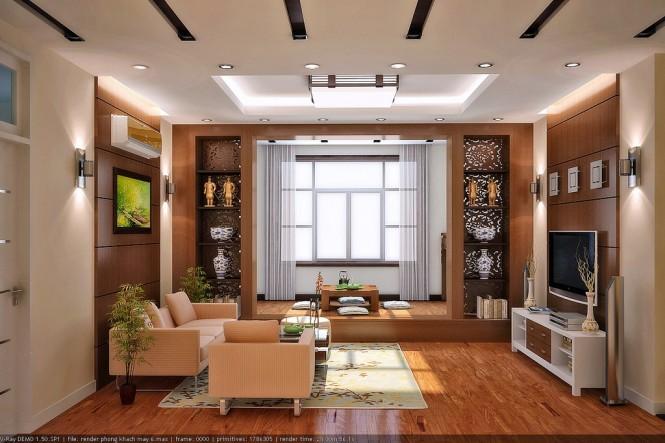 Εικονικά δωμάτια – υπόδειγμα διακόσμησης