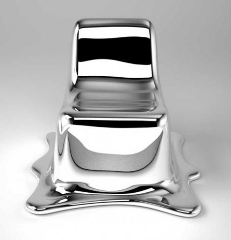 Η λιωμένη καρέκλα