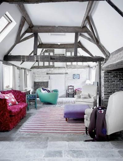 Ένα ρομαντικό αρχοντικό στην Αγγλία
