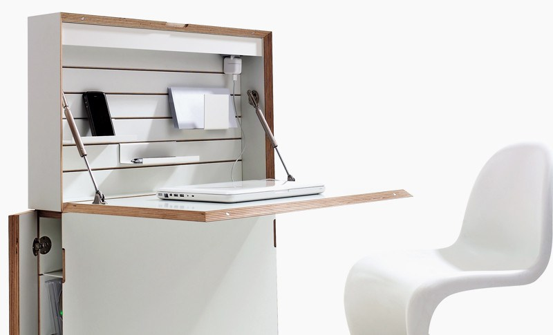 Το μικρότερο γραφείο