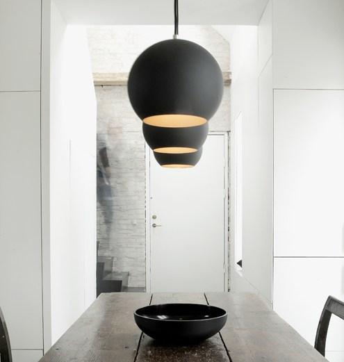 Σπίτι-στούντιο με σκανδιναβική αρχιτεκτονική