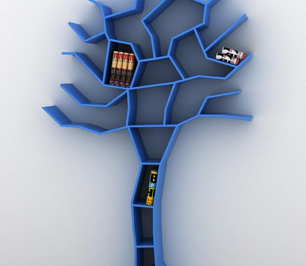 Η Βιβλιοθήκη Δέντρο του Roberto Corazza