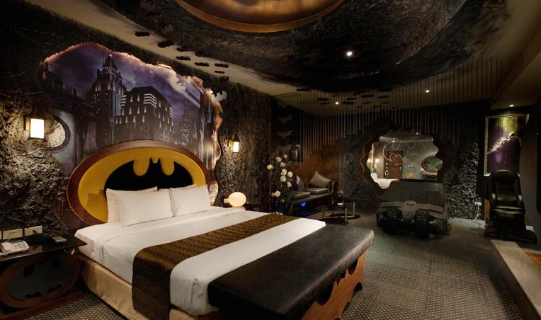 Η σουίτα του Batman
