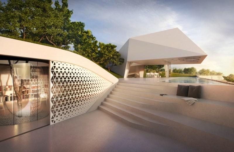 Η Villa Finas στη Ρόδο