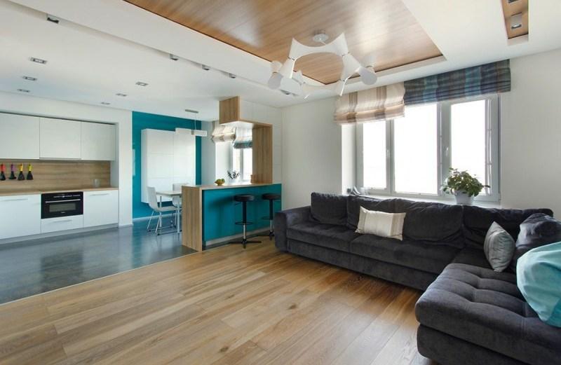 Κομψό και άνετο διαμέρισμα στη Μόσχα