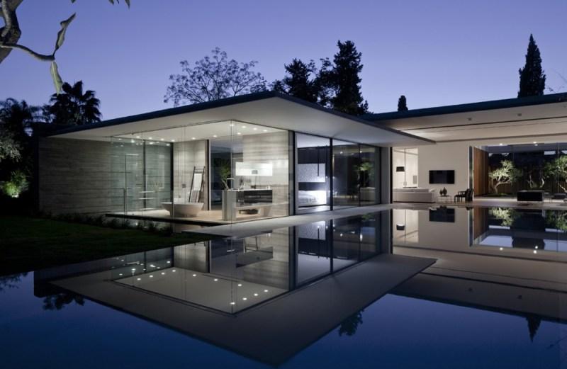 Το σπίτι που μοιάζει να επιπλέει