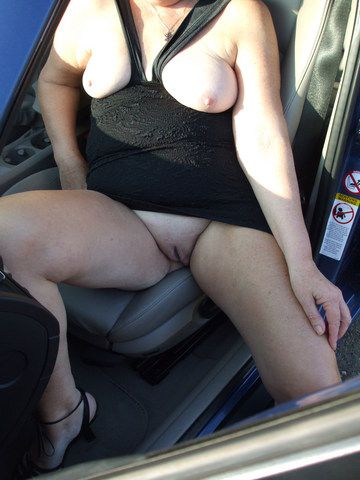 wife dressing slutty to go out