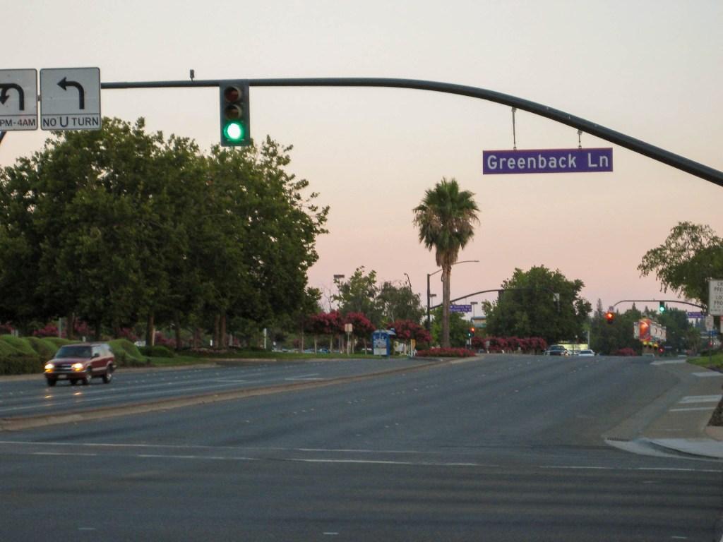 Greenback Lane