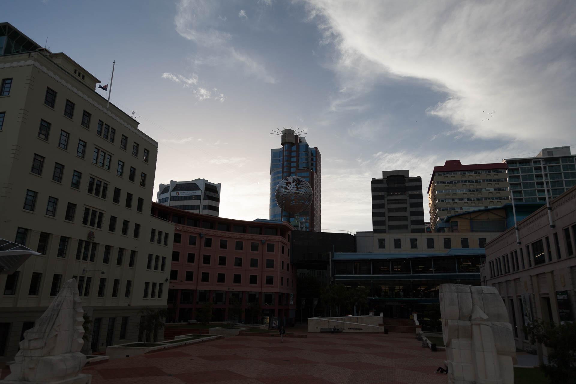 Wellington Civic Center