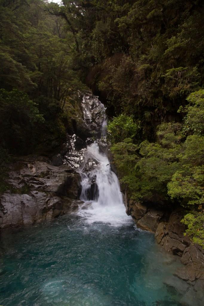 Christiana Waterfalls