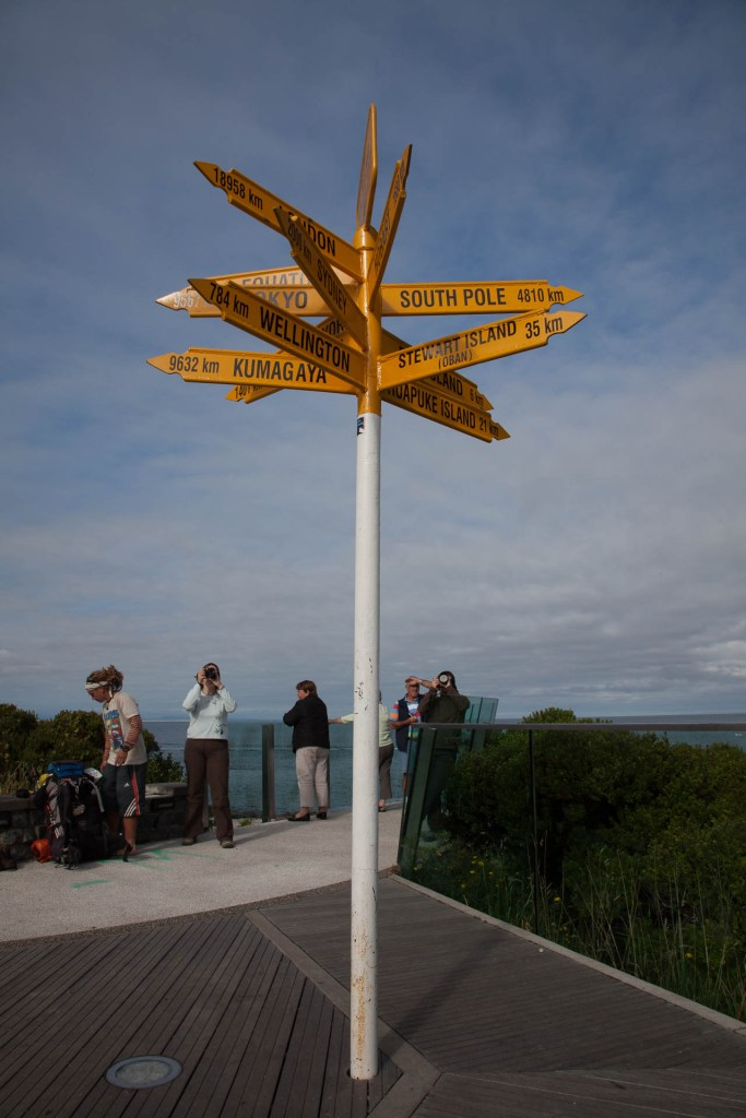 Bluff (Stirling Point)