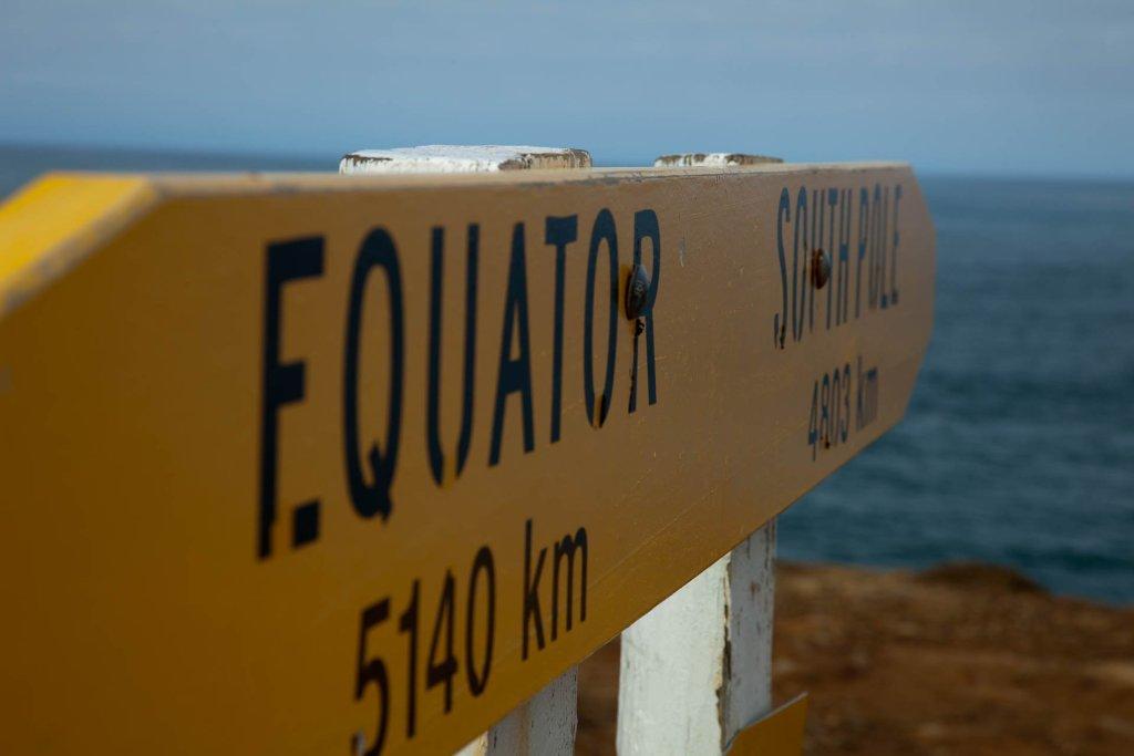 4803km to the South Pole