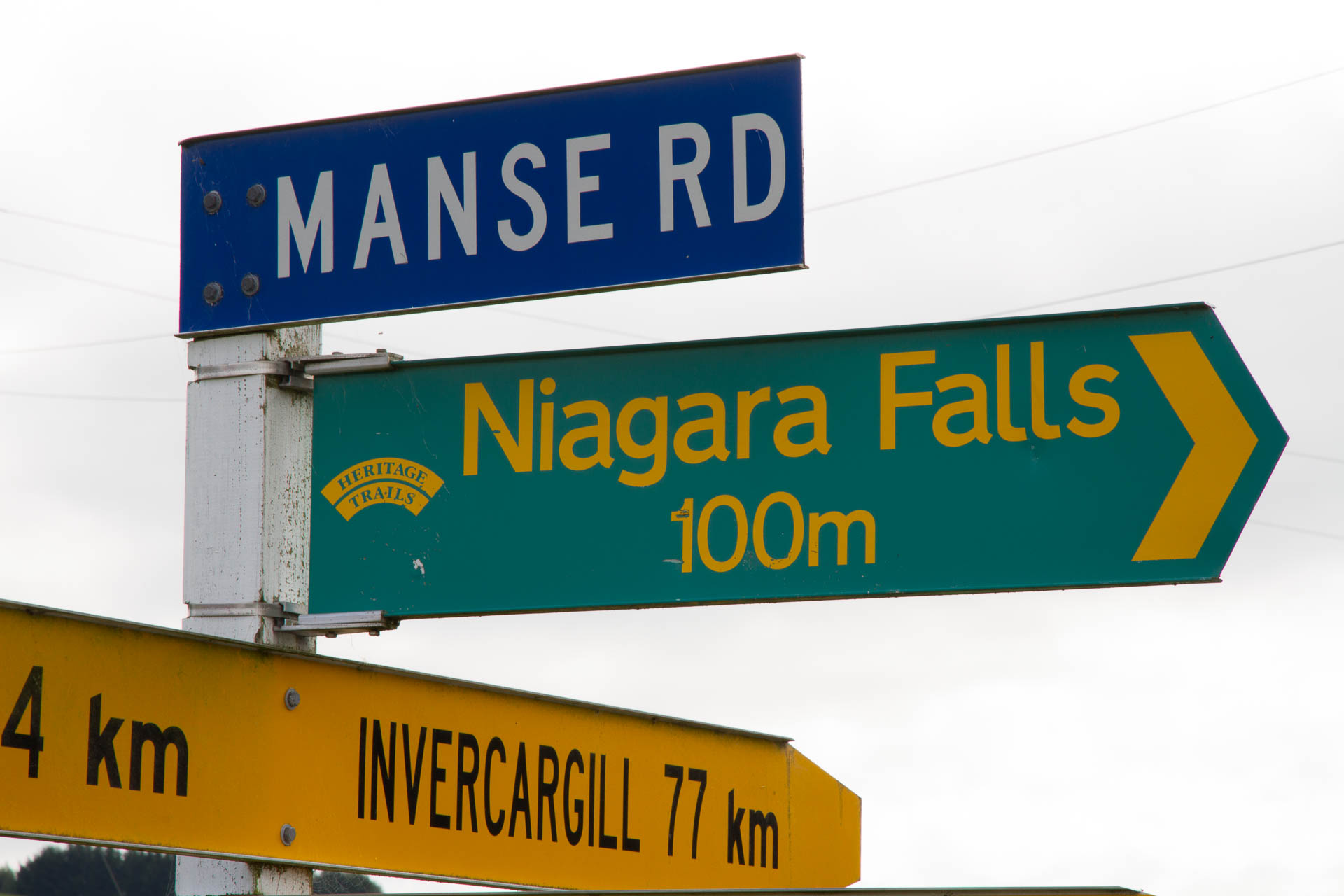 Niagara Falls (Kiwiversion)