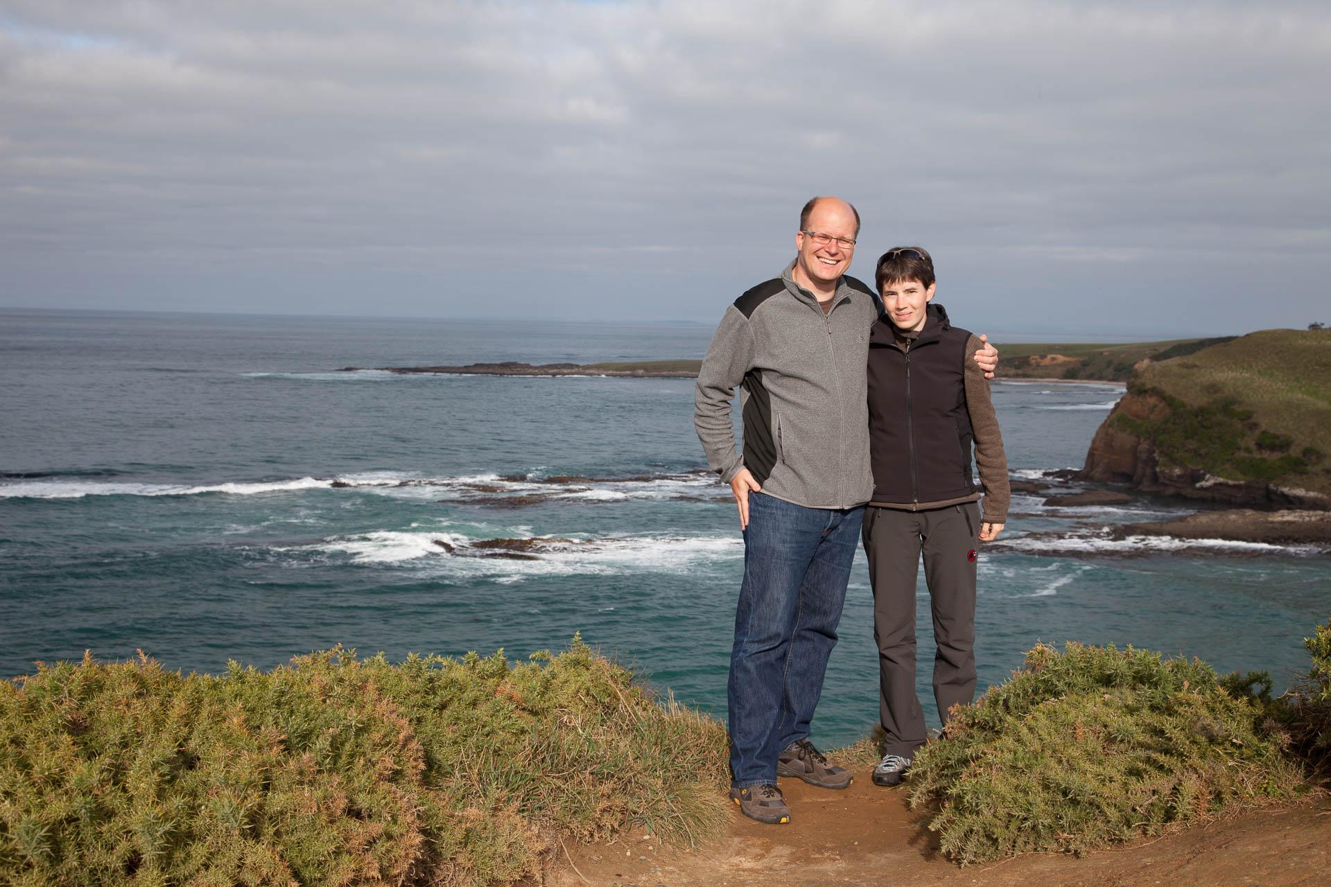 Slope Point Cliffs