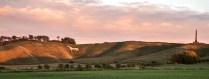 Jillian Koernich - White horse at sunset (Landscape, PDI - SOM)