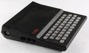 The Sinclair ZX81 - my first home computer