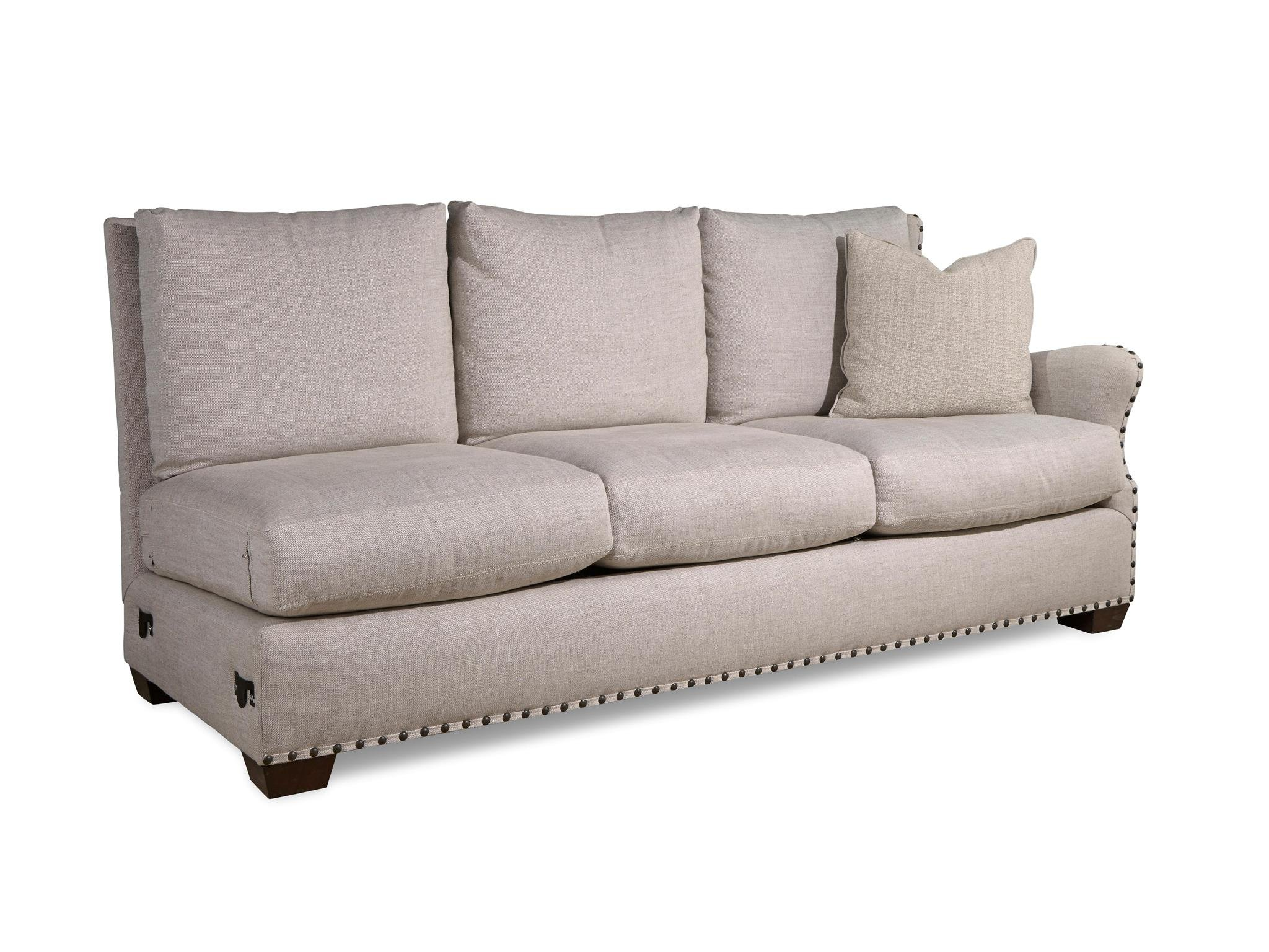 curated connor sectional right arm sofa