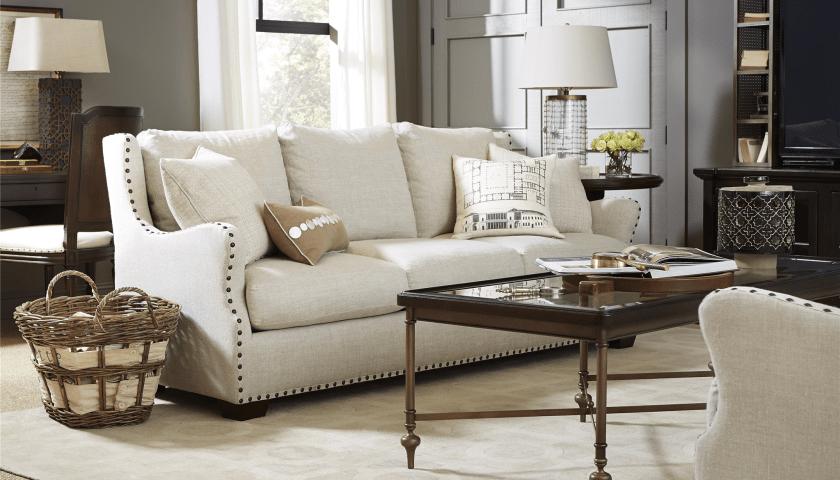 Universal Furniture Sojourn Connor Sofa