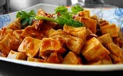 8 Spicy Taoist Tofu Dishes
