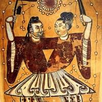 Nuwa and Fuxi in Chinese Mythology
