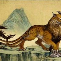Mythical Creatures in Classics of Mountains and Seas