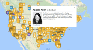 TIny House Map and Profiles