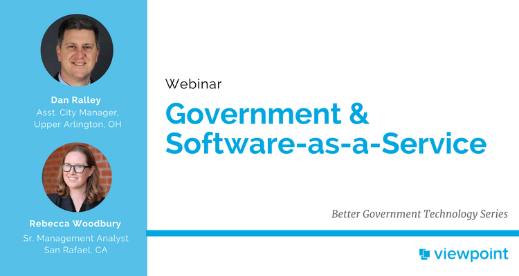 Government and Software-as-a-Service [Webinar]
