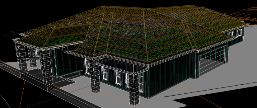Building Information Modeling (BIM) Example