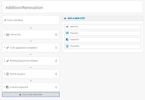 Intelligent Workflows   ViewPoint Cloud ePermitting